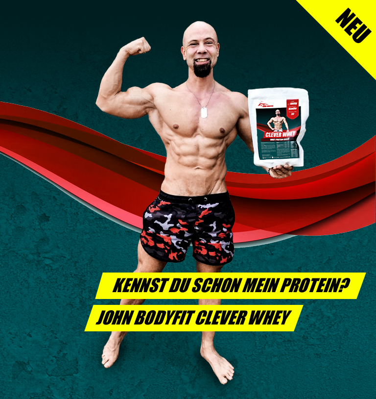 Whey Protein Isolat Banner