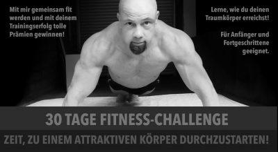 John Bodyfit Fitness Challenge