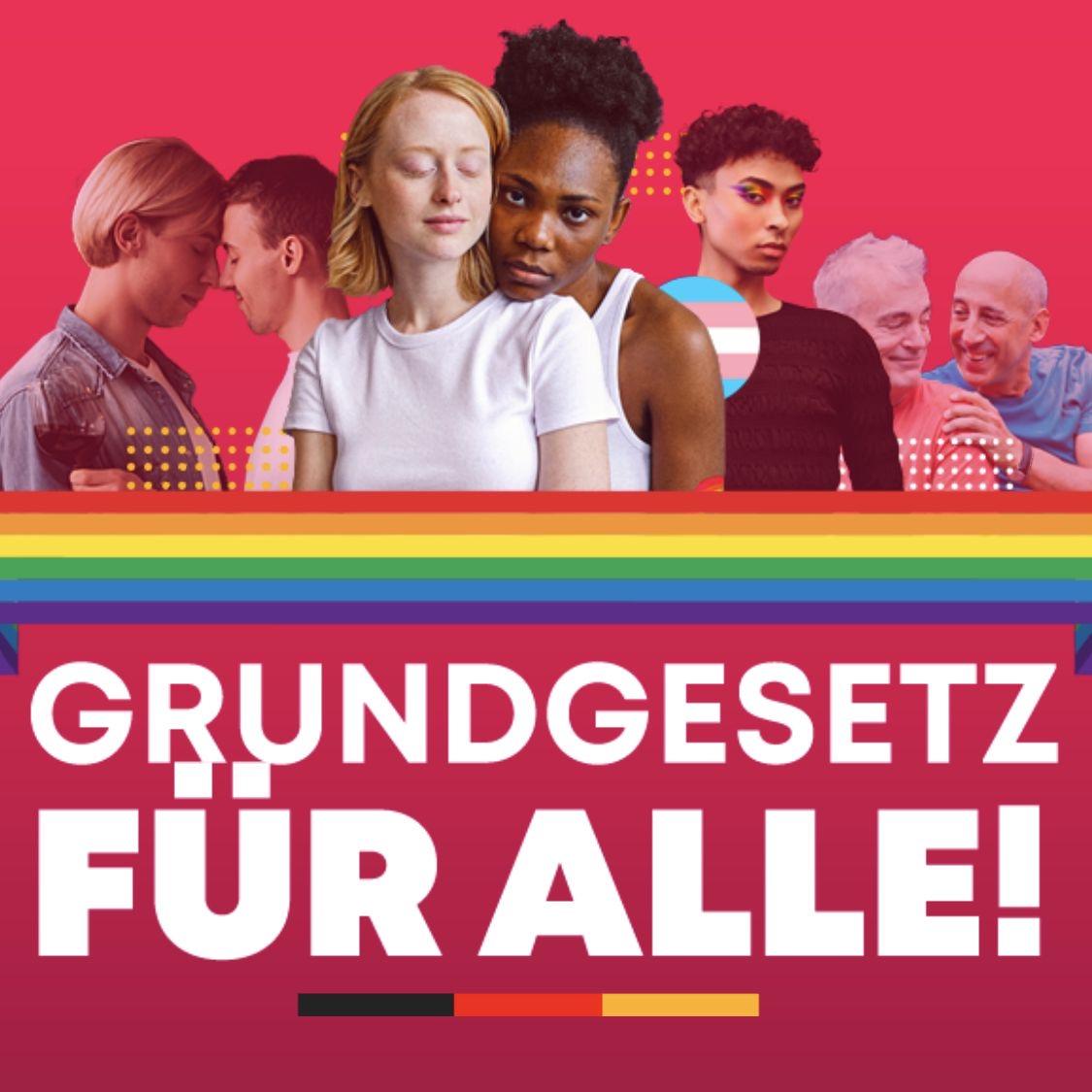 Grundgesetz für alle!