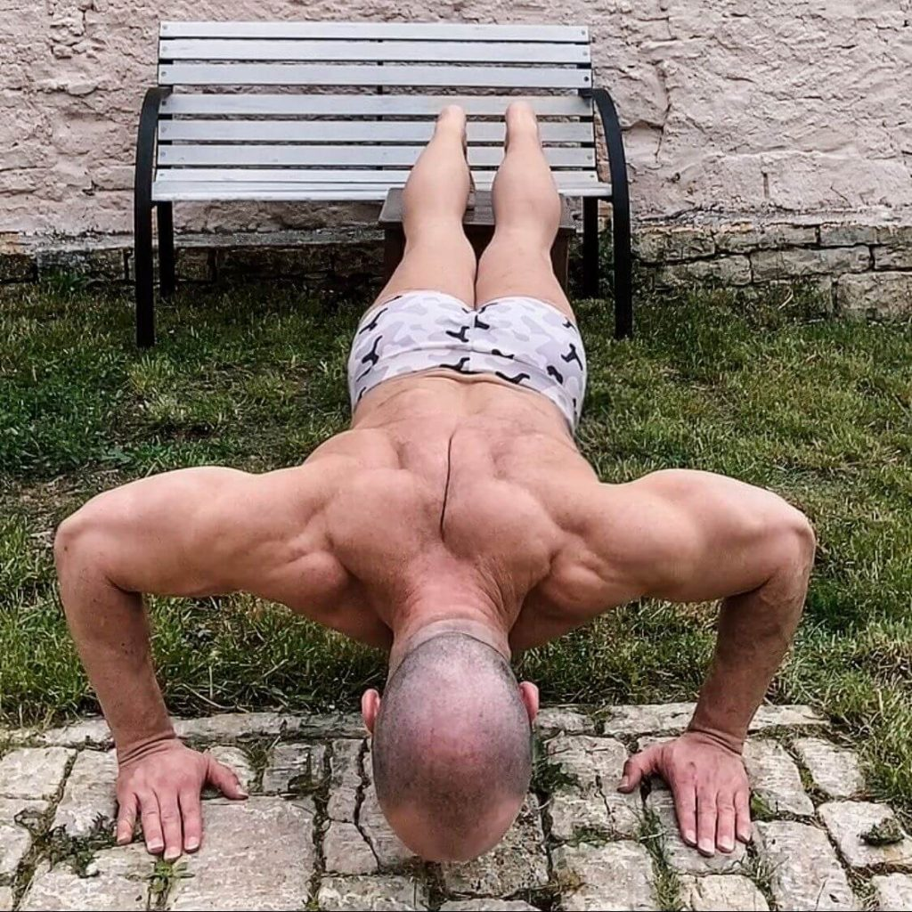Personal Training Outdoor