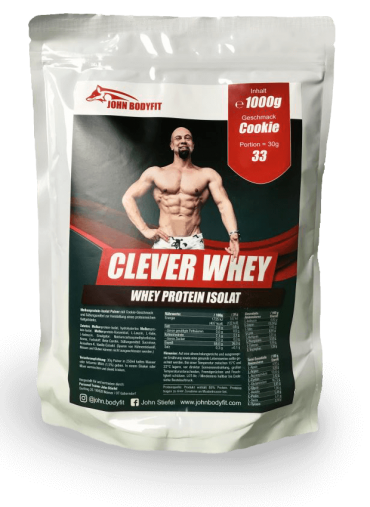 John Bodyfit Clever Whey Cookie