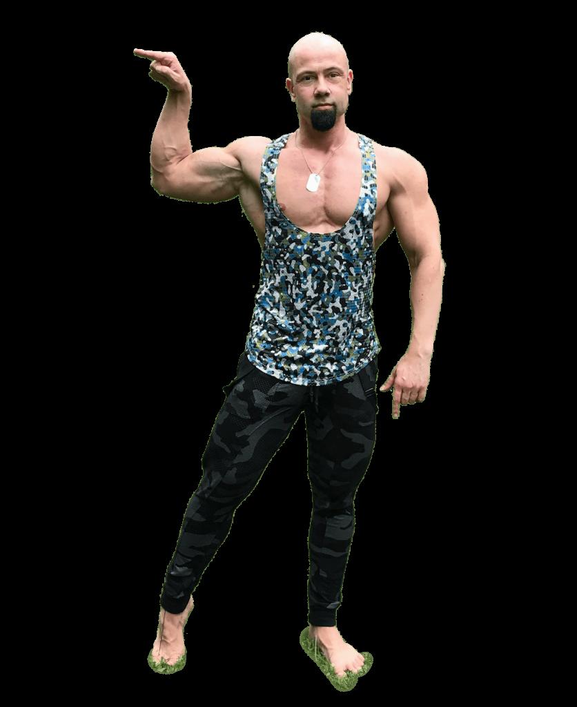 John Bodyfit Personal Trainer