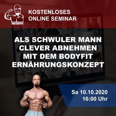 Online Seminar Abnehmen